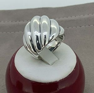 David Yurman Cable Ring in Sterling Silver